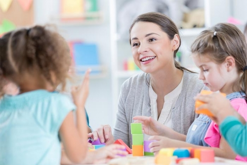 Communication and Handling Information in Early Years Course
