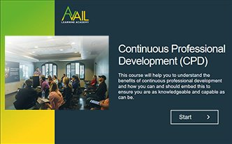 Try our FREE sample CPD course