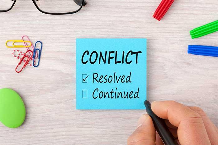 Managing Conflict Course